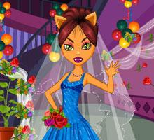 Невеста игра Школа Монстров Хай, игра Монстер Хай, Монстр Хай онлайн бесплатно