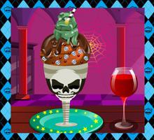 Мороженое MH  игра Школа Монстров Хай, игра Монстер Хай, Монстр Хай онлайн бесплатно