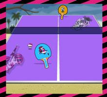 Монстр тенис  игра Школа Монстров Хай, игра Монстер Хай, Монстр Хай онлайн бесплатно